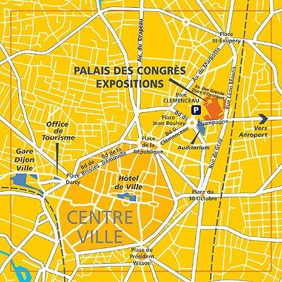 Infos for Parc expo dijon